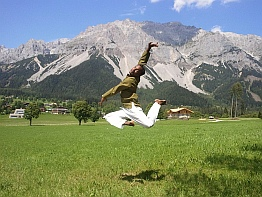 Yoga in Ramsau